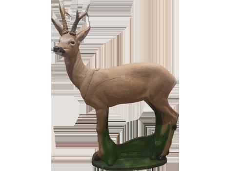Cible 3D Natur Foam Chevreuil à Roche sur Linotte