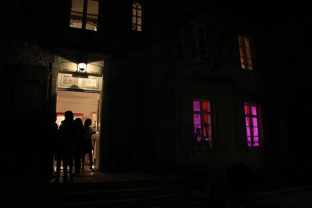 Organiser une soirée au Château de la Linotte